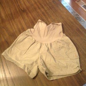Pants - Motherhood maternity shorts